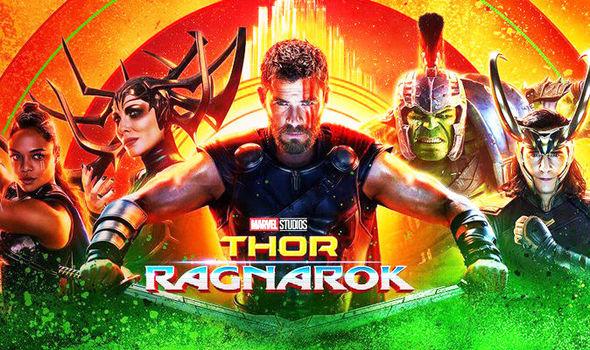 Poster: Thor Ragnarok