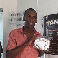 Alexandro Ferreira - proprietário - AFC Serviços