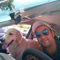 Anderson - proprietário - Luccas Fretes e Transportes